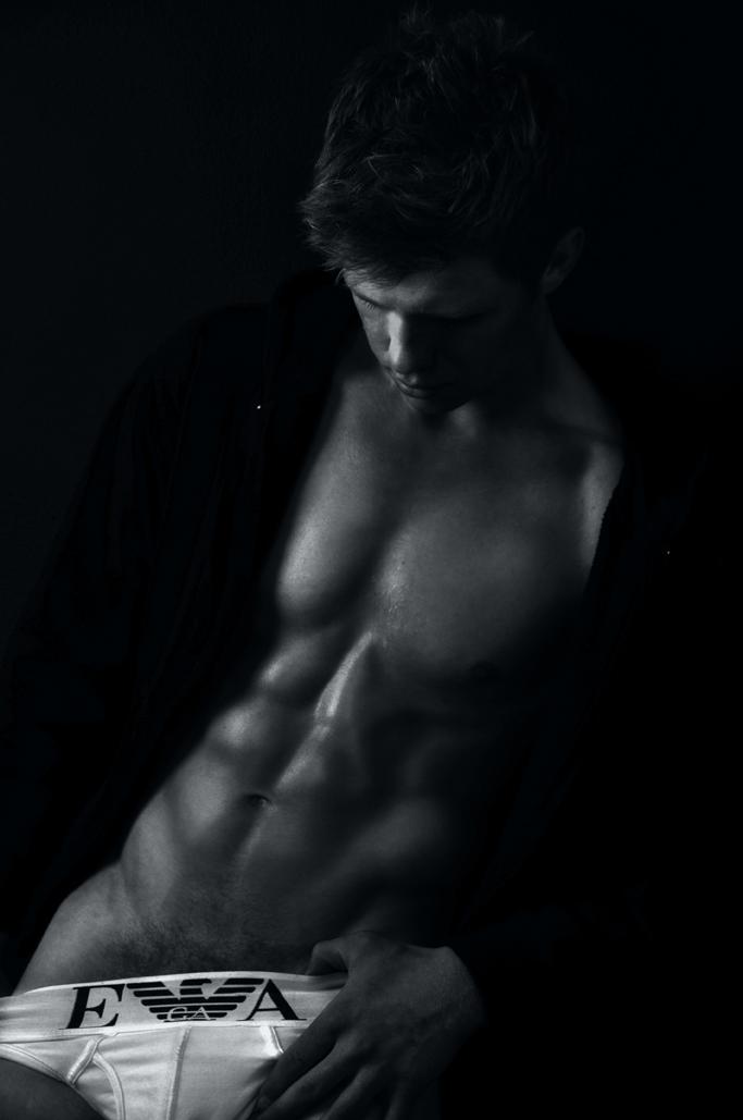 Male model photo shoot of Lexxy lex by Gilles Crofta
