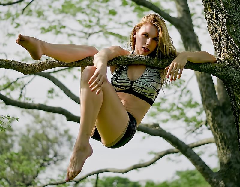 Male and Female model photo shoot of GulfCoastPhotographix and Amanda Nicole Smith in Kansas City, MO
