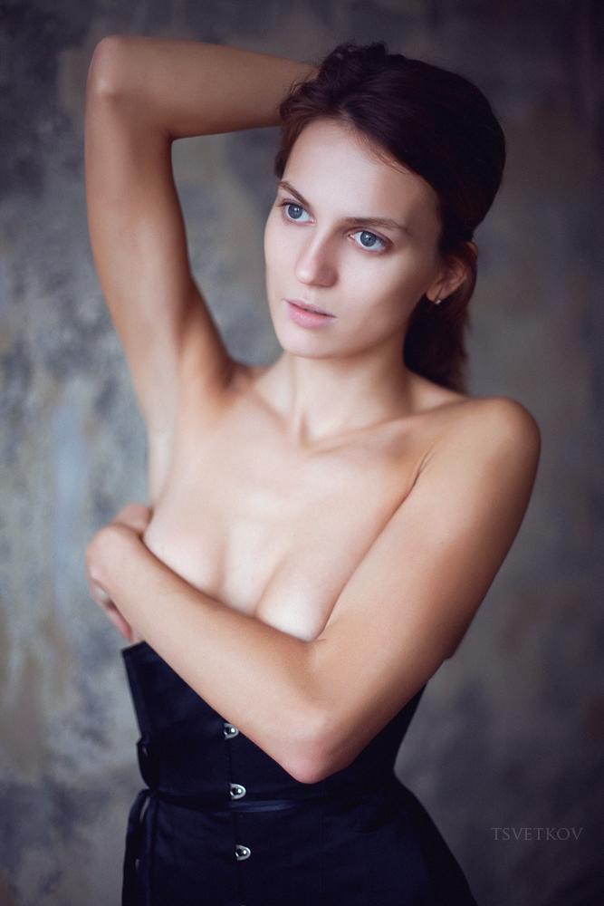 Female model photo shoot of Tamara Rutskaya in Moscow