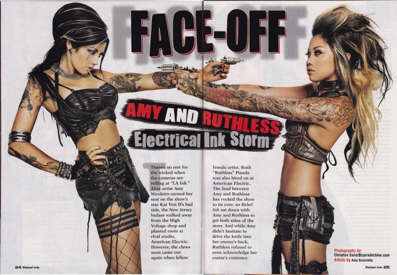 May 13, 2011 Rebel Ink Magazine