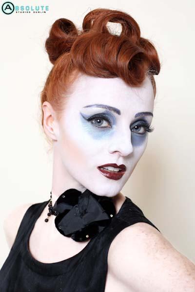 Female model photo shoot of Giedre B in Dublin