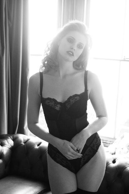 May 17, 2011 (C) Nadine Ijewere Photographer lingerie