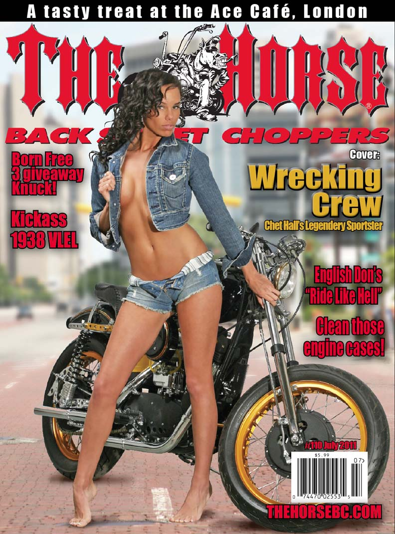 Detroit MI May 17, 2011 Charlie Horse LTD 2011 Issue #110