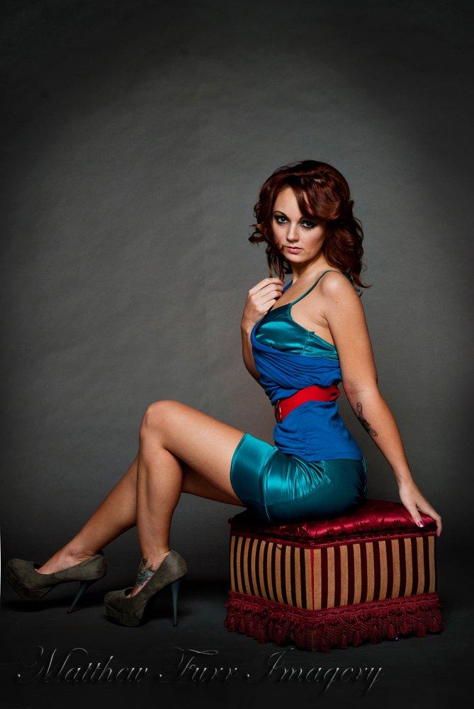 Female model photo shoot of Caitlynn OHara