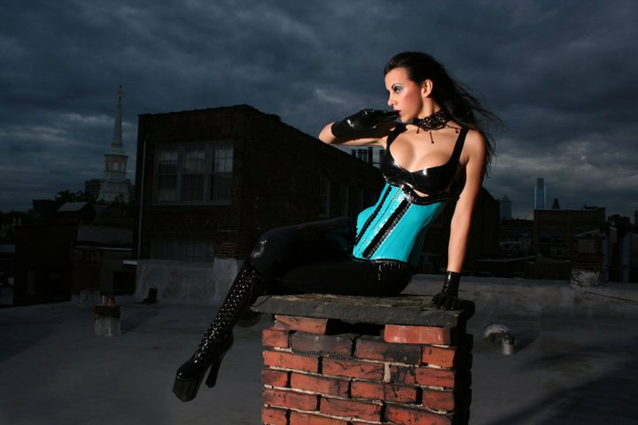 latex by westward bound May 18, 2011 lori mann. mua aleksandra go kerri taylor latex teal corset