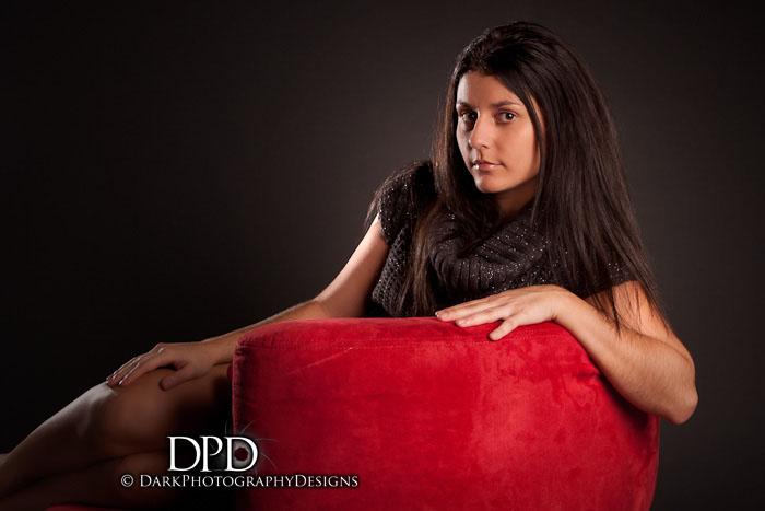 Female model photo shoot of CaraBella