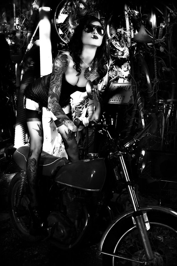 Female model photo shoot of Lola Hylton MUA  and Shannon Freed by Aria Studios