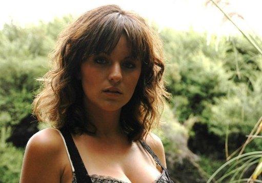 Female model photo shoot of Licia Barbara in Piha Beach, Auckland, NZ