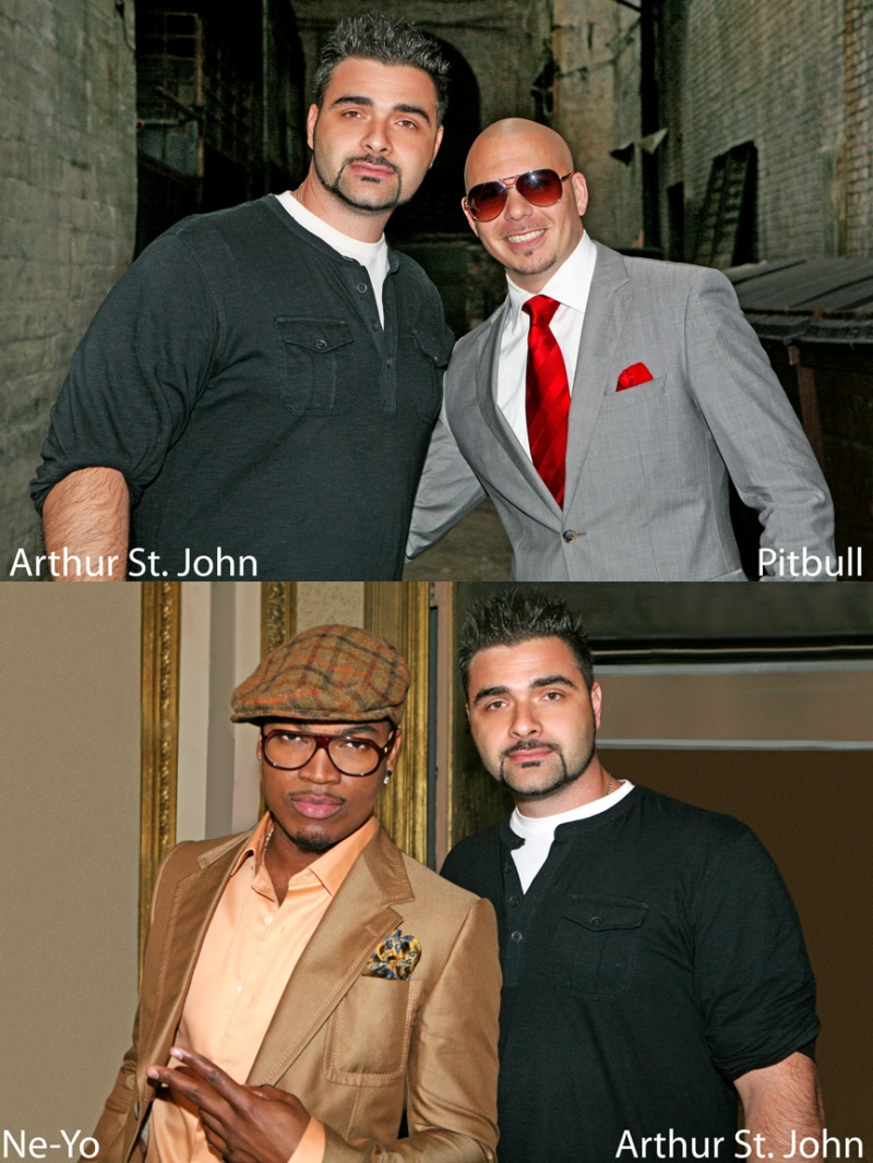 Behind The Scenes of this Music Video on YouTube: http://www.youtube.com/watch?v=HUl3oPA8N4U May 19, 2011 Casting Director: Arthur St. John Pitbull featuring Ne-Yo, Afrojack, and Nayer - Give Me Everything - Music Video