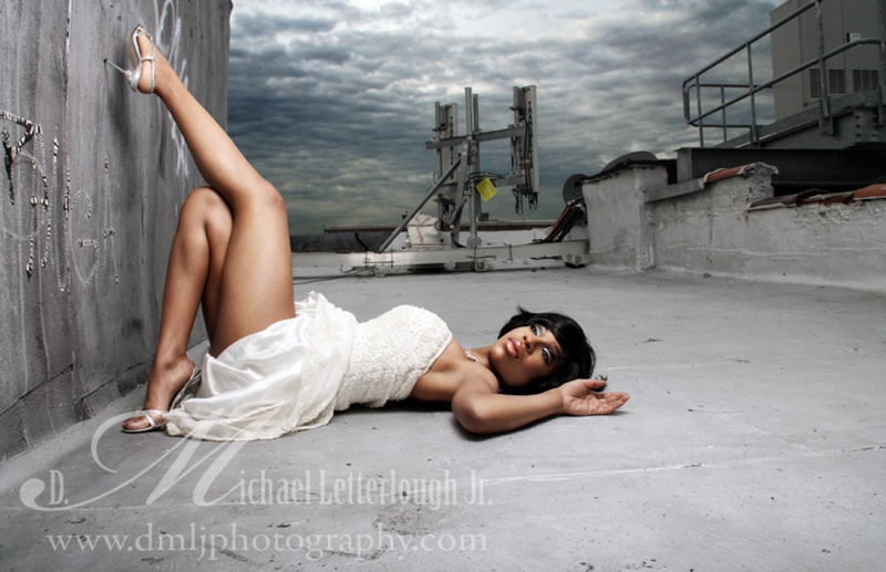 Brooklyn, NY May 19, 2011 Photographer: Michael Letterlough MUA:Rodney Jon Hair & Stylist: Aja Lee