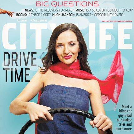 Las Vegas May 19, 2011 Las Vegas Citylife Cover of the Las Vegas CityLife!