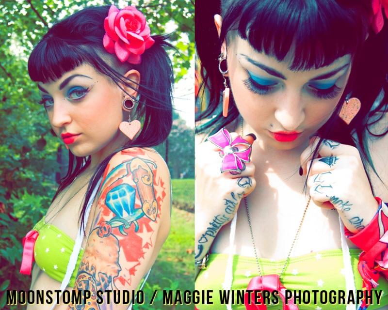 Arlington, VA May 22, 2011 Maggie Winters / MoonStomp Studio 2010 Draven Star