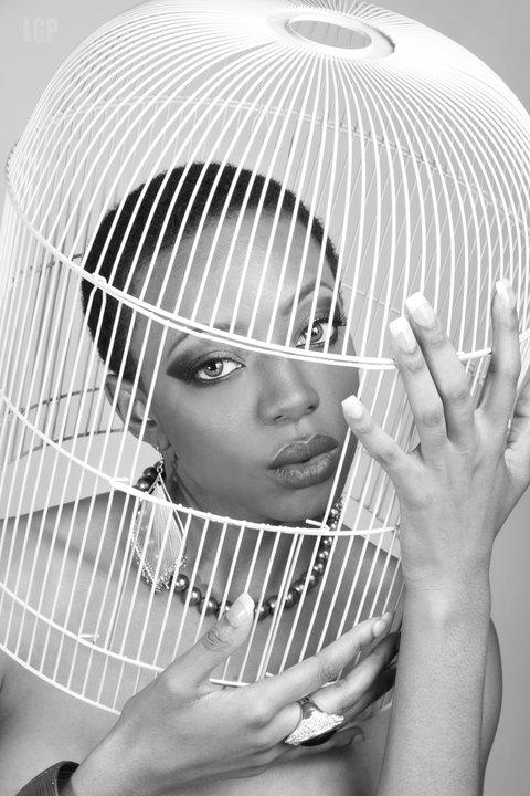 Female model photo shoot of Channel Lynnett by LeBaron Godette Photogr