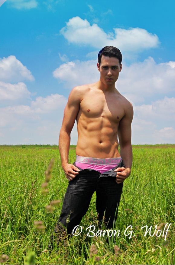 Male model photo shoot of BG Wolf and Tyler Montgomery in Lexington, KY