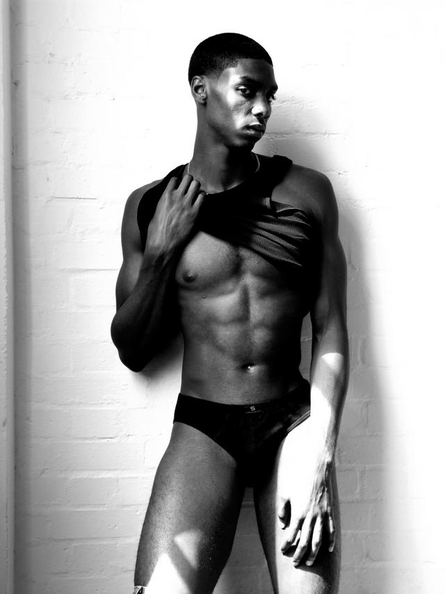 Male model photo shoot of Remi Butler-Najair