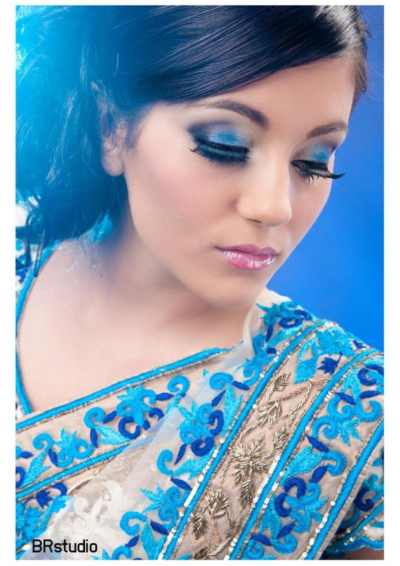May 23, 2011 Sindoor By Hernam Makeup