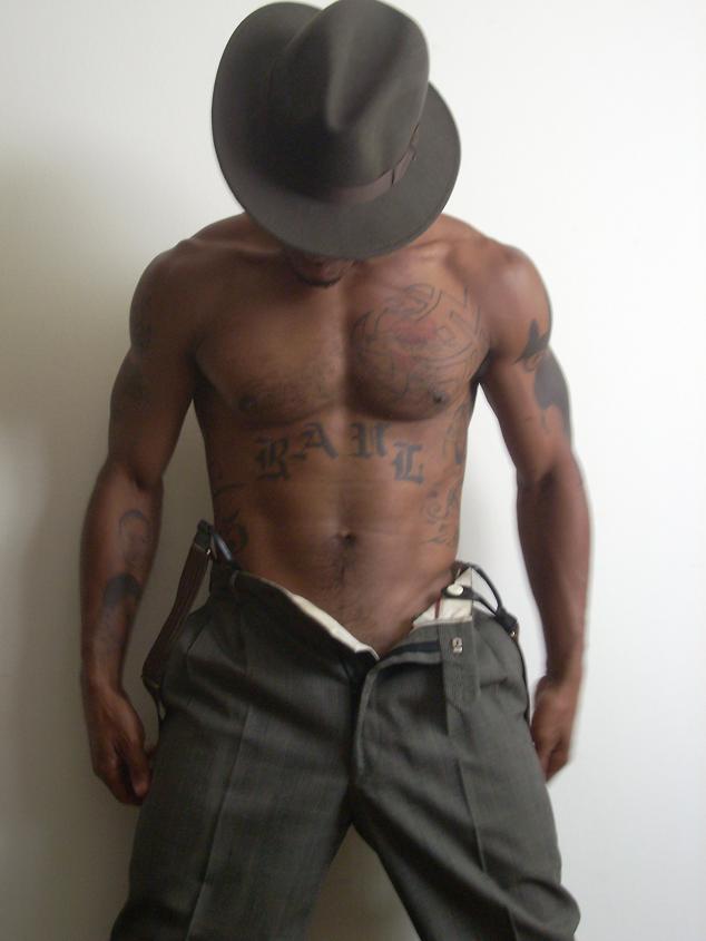 Male model photo shoot of Dolo813