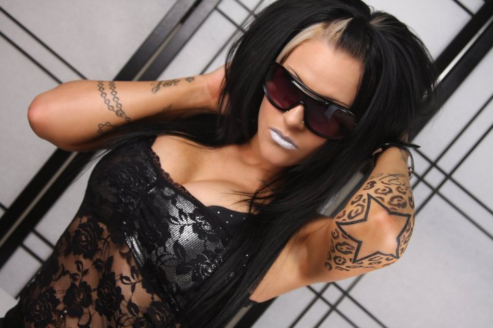 Female model photo shoot of Corrine White
