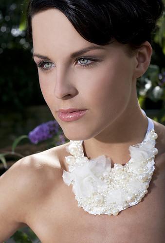 Female model photo shoot of MUA Bonnie vdr Klaauw