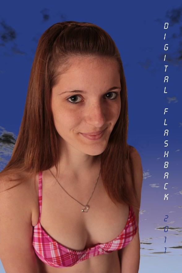Female model photo shoot of mclr