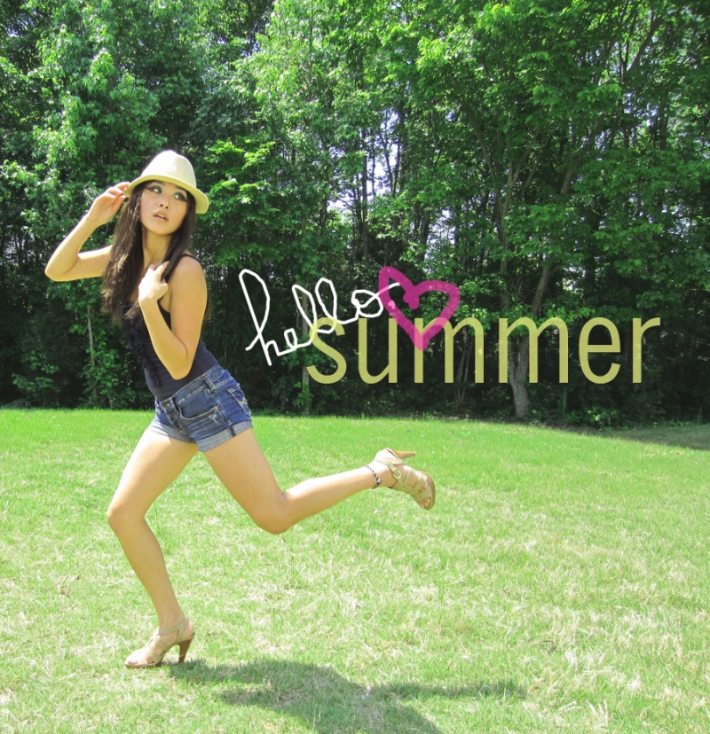 May 25, 2011 summer girl