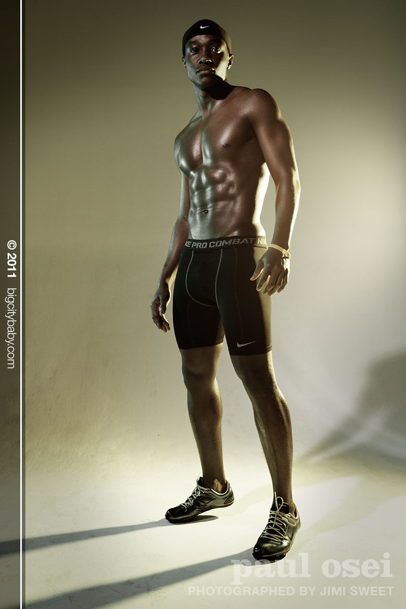 Paul Osei - Model Shots