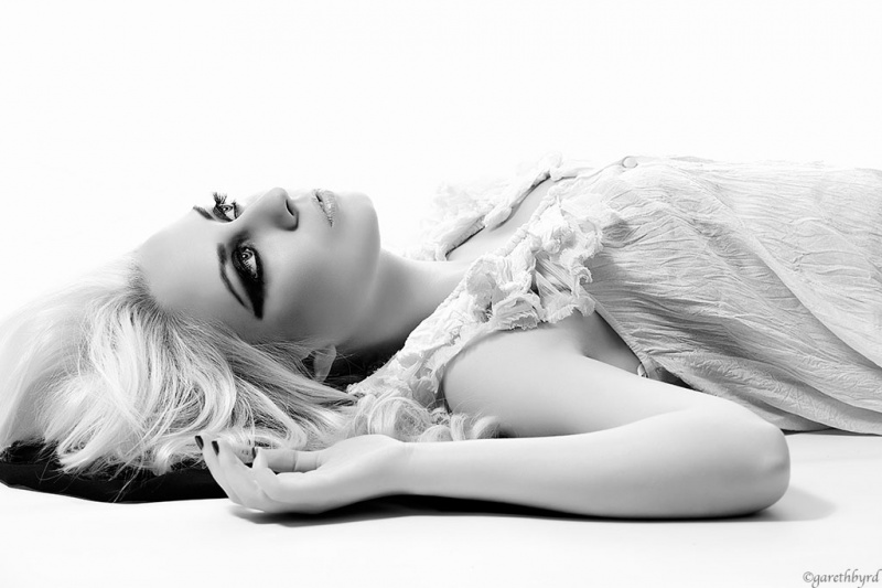 Female model photo shoot of Styling Solutions in Celbridge Studio Shoot