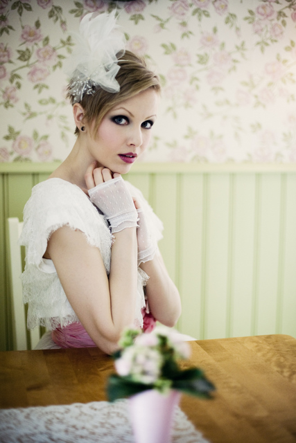 May 26, 2011 Styling by Emi Kallinen, make up by me