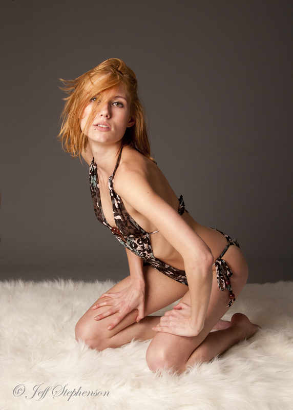 Female model photo shoot of Rae3 by Jeff Stephenson