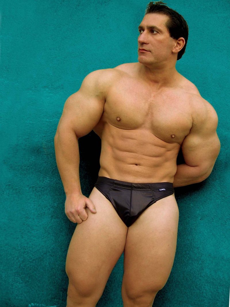 Picture About Male Fitness Model FIRAS Fitness Model from Los Angeles, California, US