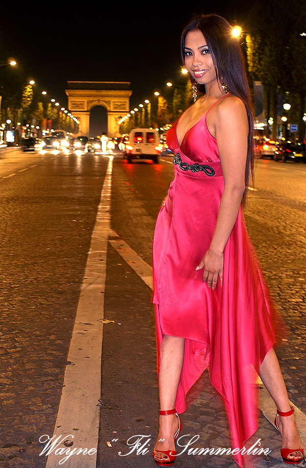 Paris France May 28, 2011 Wayne FLI Summerlin07 The most famous street in the world !!!