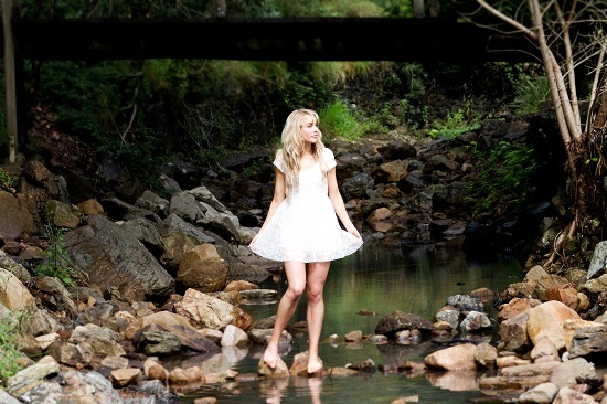 Female model photo shoot of Ashleigh_Rose by Andy Collins Photograph in Brisbane Australia