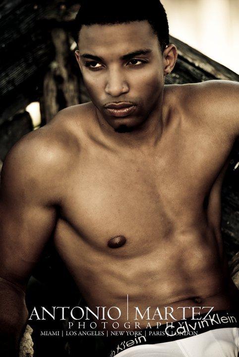 Male model photo shoot of DARRELL M FLETCHER in Deserted palmbeach island