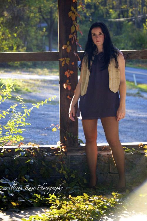 Female model photo shoot of Kate MacHugh by AllisonRose Photography