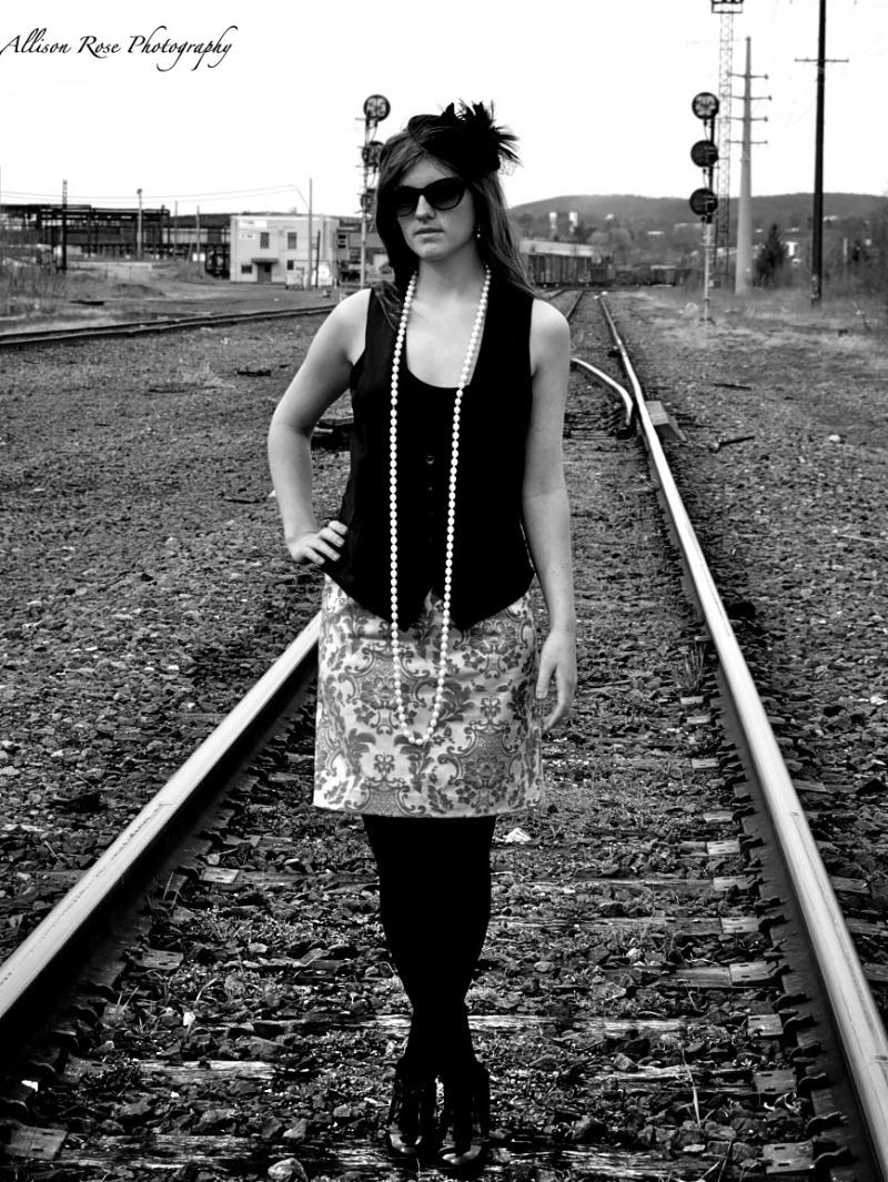 Female model photo shoot of AllisonRose Photography