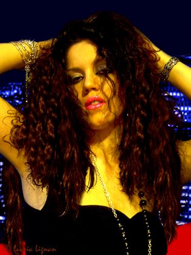Female model photo shoot of LUCCIA LIGNAN  in London  .  United Kingdom