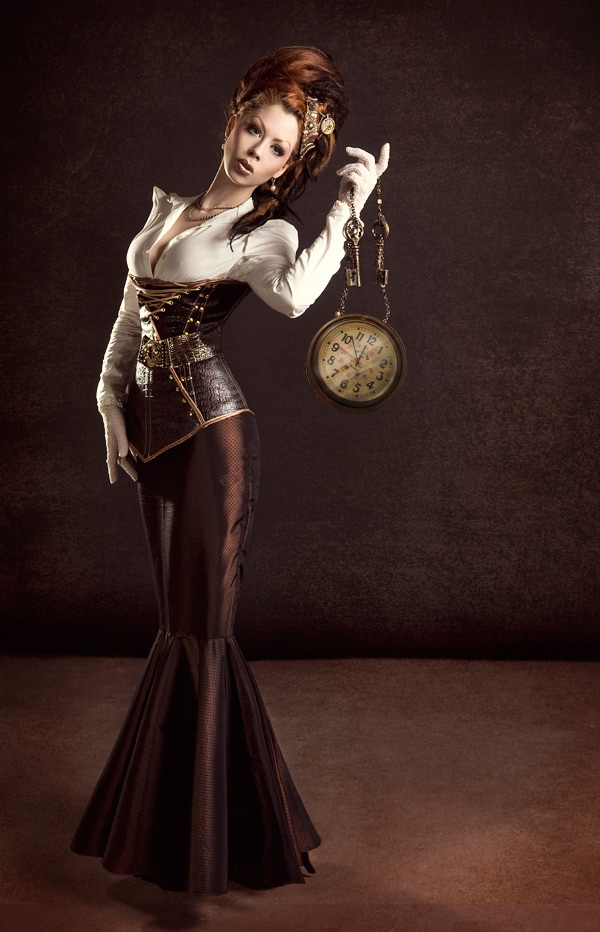 May 30, 2011 Fotoart Nouveau Timeless Steampunk