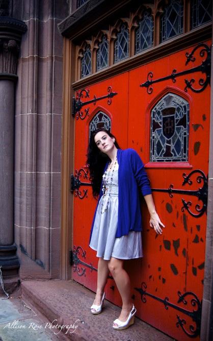 Female model photo shoot of AllisonRose Photography and Kate MacHugh