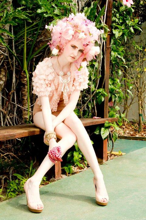 Female model photo shoot of 5StarrStyles in Orlando, FL