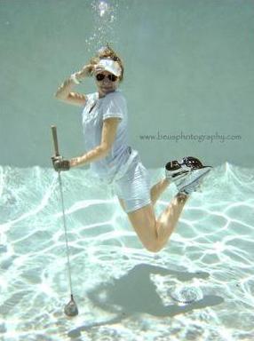 May 31, 2011 Sebastien Roche-Lochen Underwater Golfing