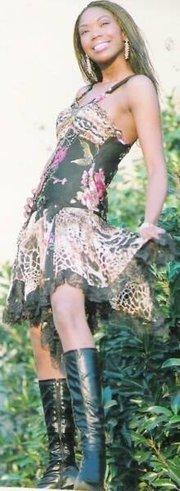 Female model photo shoot of Brandylookalike Kiara in Columbia