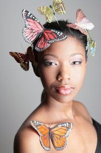Female model photo shoot of Brandylookalike Kiara in Munich, Germany