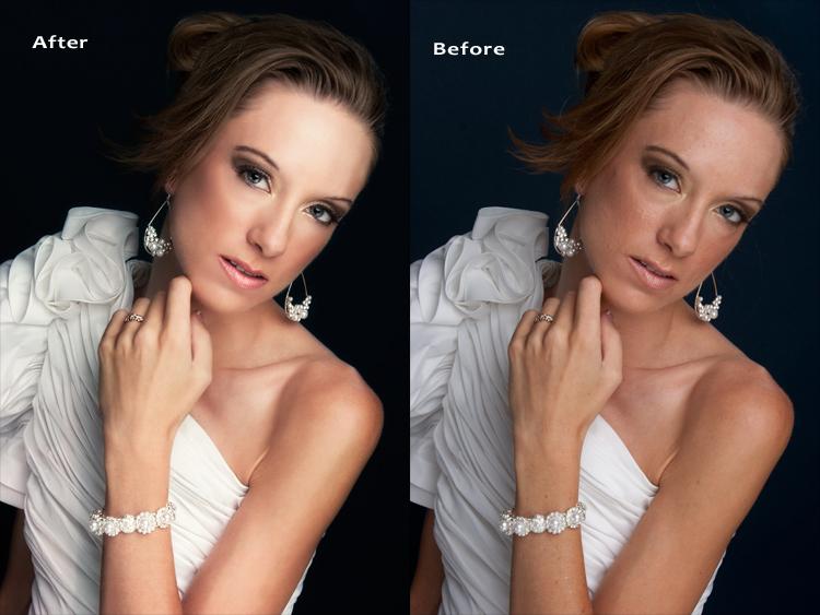 Female model photo shoot of IMI Retouching by TawnyHortonPhotography