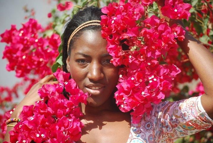 Female model photo shoot of Kai Soho in Cape Verde