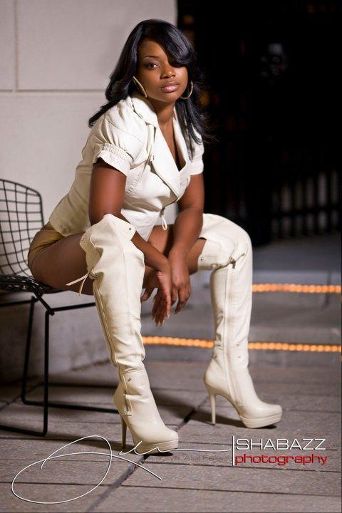 Milwaukee, WI Jun 02, 2011 Makeup:  Tamarra (Lead MUA at Not Just Faces) Kyana