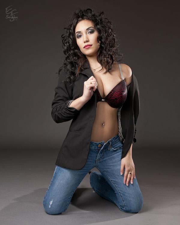 Female model photo shoot of Raquel Wong by EJF Studios in Wichita, KS