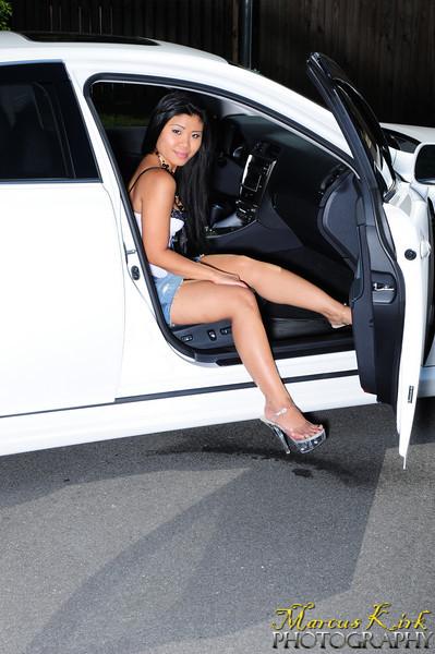 Female model photo shoot of Mizz_Sandy