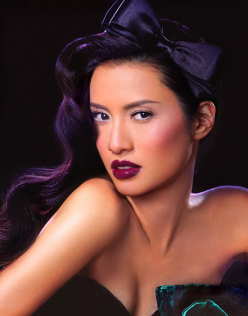 Los Angeles, USA Jun 03, 2011 Photographer: Huy Khiem Hair - Make-Up - Styling: Gordon Banh