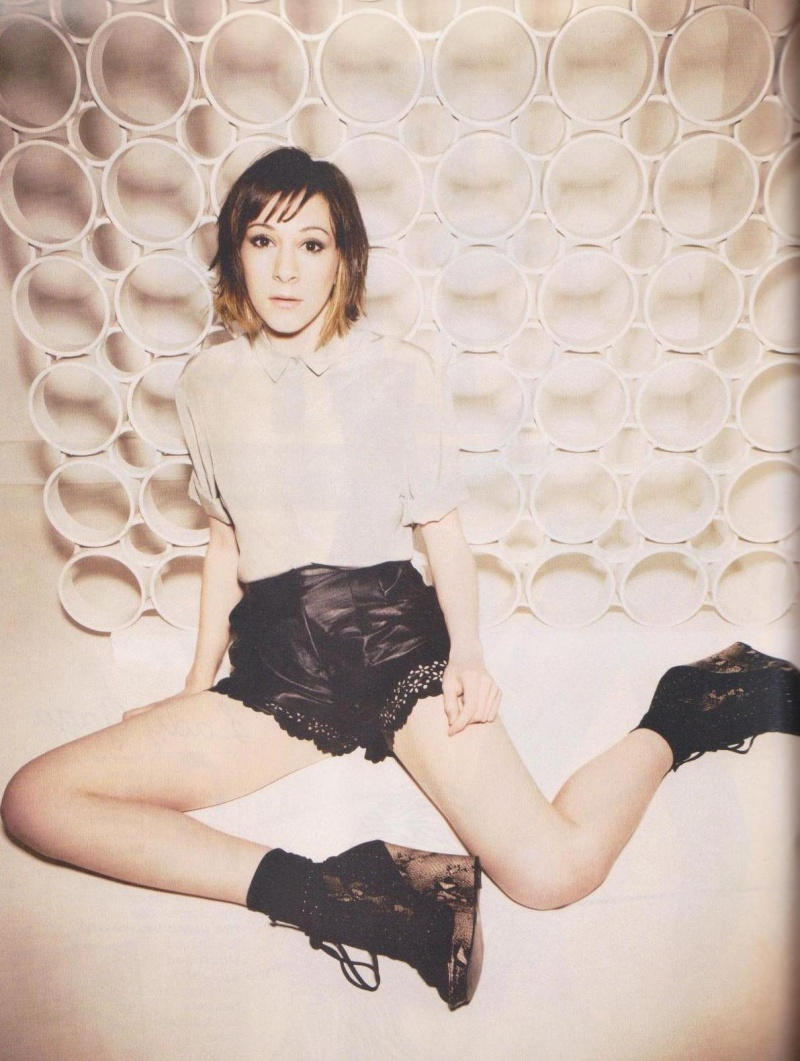 London Jun 03, 2011 More Magazine: Alexa Chung makeover