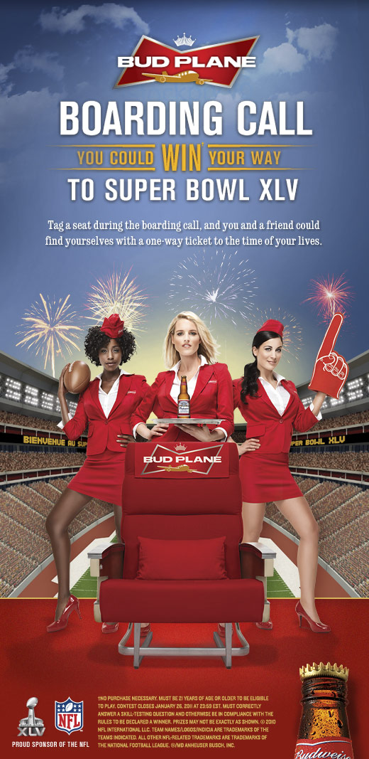 Jun 03, 2011 Budweiser Bud Live it Up Campaign